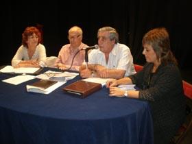 Carlos Vello puso a los socios al tanto de la situación actual del hospital.