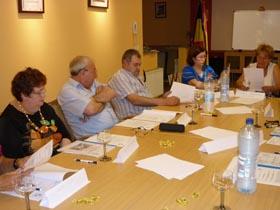 Una de las actividades organizadas por la Coordinadora.