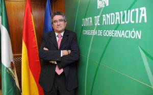 Luis Pizarro, ya exconsejero de Gobernación y Justicia.