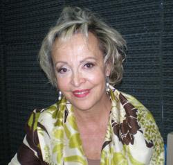 Elena Cortejarena, delegada del Gobierno vasco en Argentina.