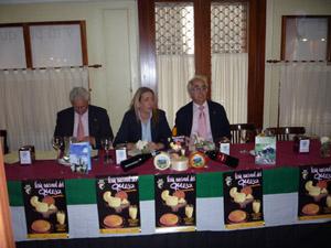 Presentación de la feria a cargo de la alcaldesa Cristina Blázquez Bermejo.