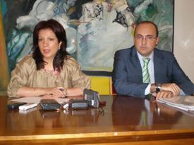 Rueda de prensa de la directora general de la Ciudadanía Española en el Exterior.