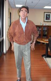 El cónsul en Caracas, Aníbal Jiménez.