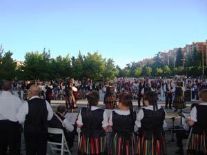 El festival reunión a numerosas personas.