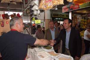 José Ramón Bauzá expresó su apoyo a los pequeños empresarios.
