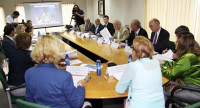 Reunión del Consejo de Centros Valencianos en el Exterior.