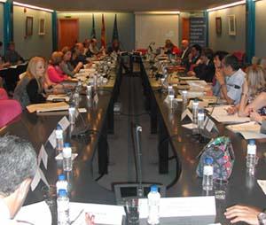 Reunión del Comité de Seguimiento del Feder en Oviedo.