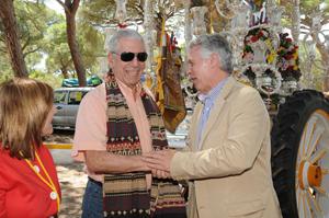 Vargas Llosa y Menacho.