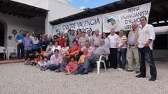 Cierre de temporada en la Peña Valencianista de Alaior y el Centre Valenciá a Menorca.