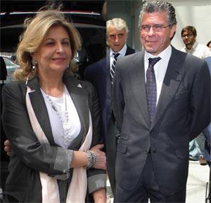 Regina Plañiol sustituye a Francisco Granados en la Consejería de Presidencia.
