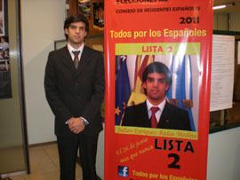 Enríquez Badas plantea una renovación en el CRE.