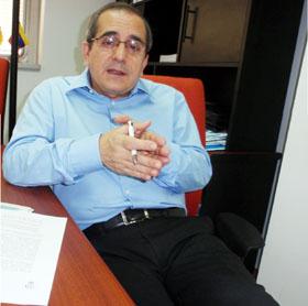 El presidente del Comité Ejecutivo, Francisco González.