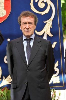 El consejero de la Presidencia, José Antonio de Santiago-Juárez.