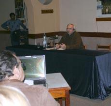 Conferencia de Manuel López Faraldo.
