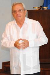 Eusebio Leal Spengler.