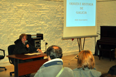 Charla de la profesora Celia García.