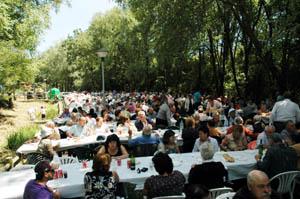 Alrededor de 2.000 personas asistieron a la Xuntanza.