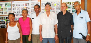 Exposición fotográfica sobre las actividades de la Unión Orensana.