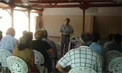 La conferencia sobre Fernando Ortiz.