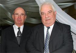 José María García y Pancho Varela.
