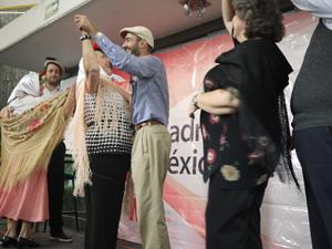La Verbena de la Paloma en México.