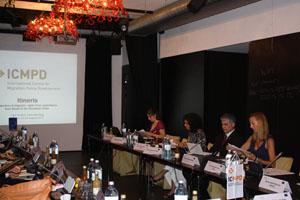 La reunión en Viena en la que participó la Xunta.