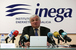 El Inega promueve encuentros constantes con instituciones portuguesas.