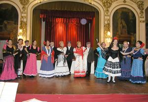 Los participantes de las clases actuarán con Amigos de la Zarzuela.