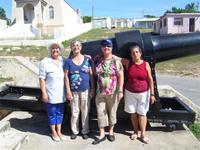 Mujeres baleares de Cienfuegos.