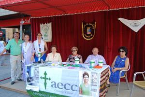 Socias de la Casa de Andalucía en Albacete.