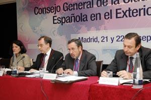 El subsecretario de Asuntos Exteriores, Antonio López Martínez.