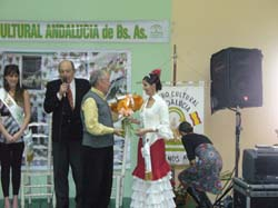 La Reina del Centro Andaluz.