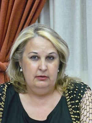Juana María Sánchez Pérez.