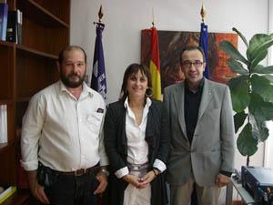 Barceló, Estarellas y Gómez Gordiola.