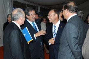 Álvarez Cascos en el Congreso Nacional de Semergen.