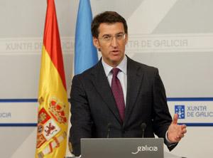 Núñez Feijóo anunció que la medida se mantendrá el próximo año.