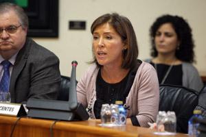La conselleira de Traballo e Benestar Social, Beatriz Mato.