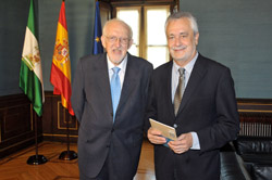 Joaquín Jesús Galán Pérez y José Antonio Griñán.