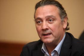 El director del PP en el Exterior, Alfredo Prada.