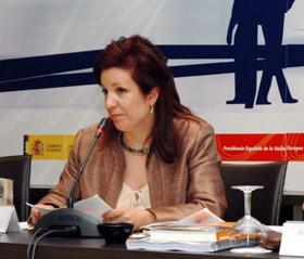 La directora de la Ciudadanía Española en el Exterior, Pilar Pin.
