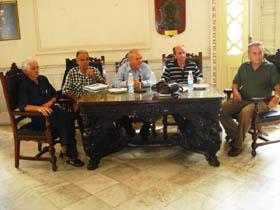 Con una sesión solemne iniciaron los orensanos en Cuba su 2ª Semana de la Cultura.