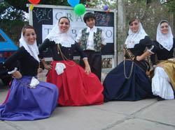 El Grup en la Escuela Víctor Mercante.
