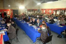 Vista parcial de los asistentes al Congreso Nacional de la Faceef.