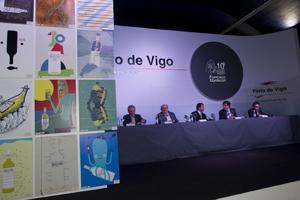 Las autoridades participantes destacaron la calidad de los carteles.