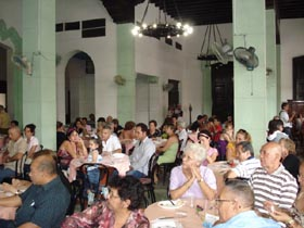 Una actividad organizada por 'Hijos de Golada y Puentes'.
