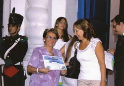 El Centro fue distinguido por la Dirección de Turismo Provincial.