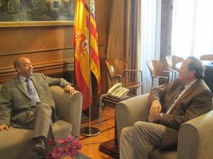 Antonio Gómez y José María Rodríguez.