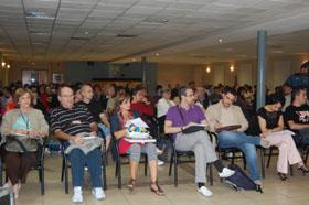 Participantes en el programa 'Escolas Abertas' del año pasado.