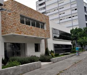 Vista de la que será nueva sede de la Consejería de Trabajo.