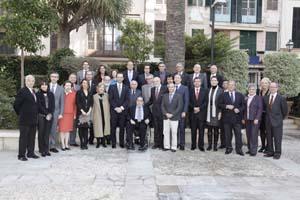 Foto de grupo del encuentro.